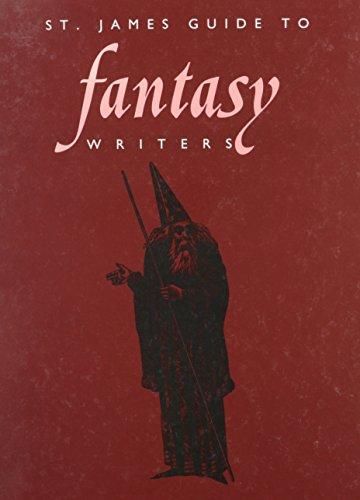 St. James Guide to Fantasy Writers Edition 1.: Pringle, David (editor)