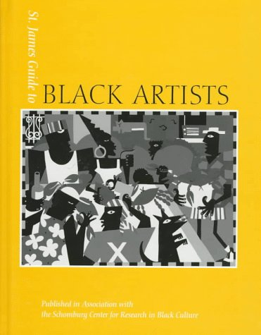9781558622203: St. James Guide to Black Artists Edition 1.