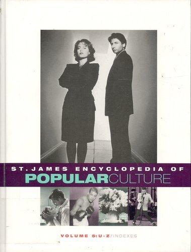 ST JAMES ENCYCLOPEDIA OF POPULAR CULTURE (5: Pendergast, Tom &