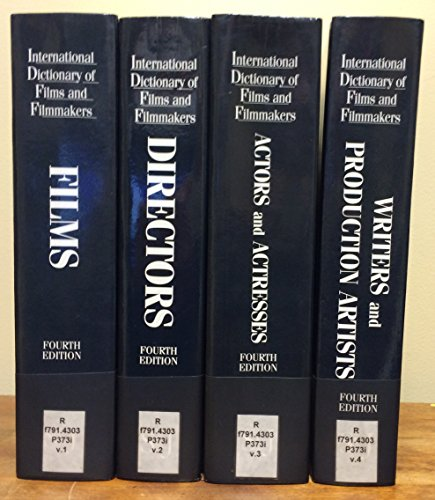 9781558624771: International Dictionary of Films and Filmmakers: Directors