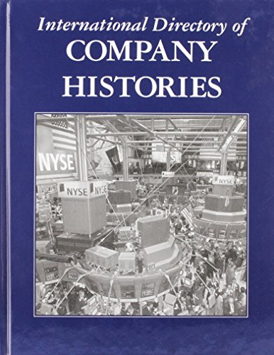 9781558624863: International Directory of Company Histories