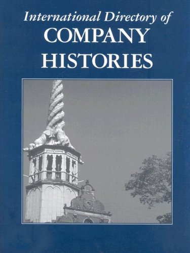 International Directory of Company Histories: Tina Gant