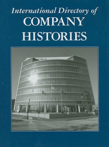 9781558626157: International Directory of Company Histories