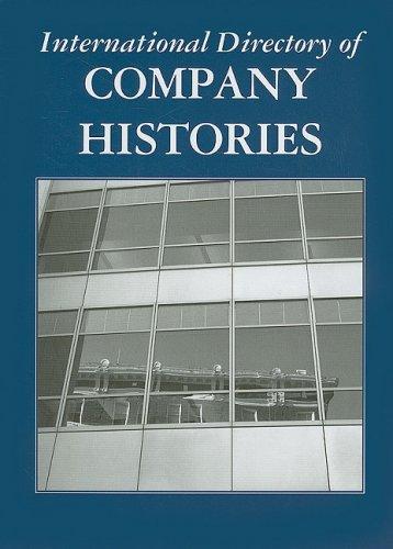 9781558626195: International Directory of Company Histories