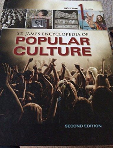 9781558628489: St. James Encyclopedia of Popular Culture