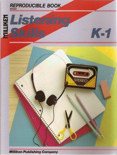 Listening Skills (Reproducible Skills, Grades K-1): n/a