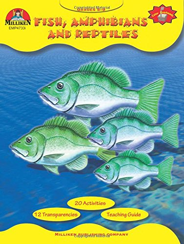 9781558630567: Fish, Amphibians and Reptiles
