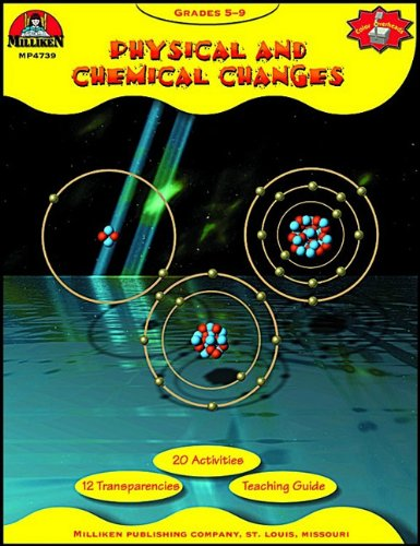 9781558630628: Physical and Chemical Changes
