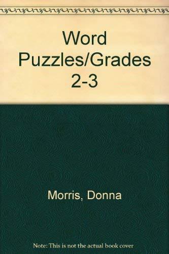 9781558630819: Word Puzzles: Grades 2-3