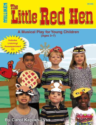 The Little Red Hen (Milliken's musical plays)