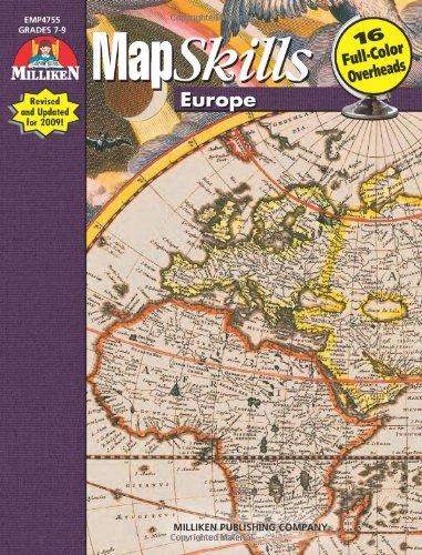 Map Skills - Europe: R. Scott House; Pattie M. House