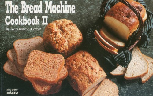The Big Book of Bread Machine Recipes: German, Donna Rathmell