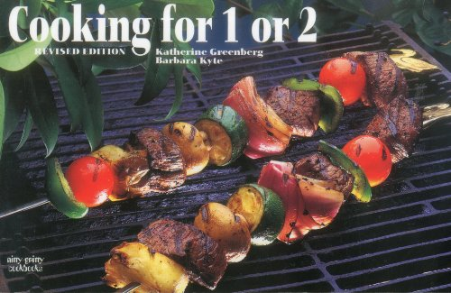 9781558670891: Cooking for 1 or 2 (Nitty Gritty Cookbooks)