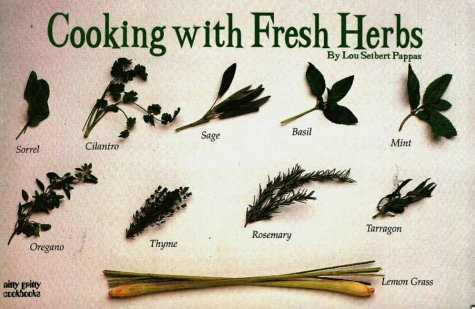9781558671928: Cooking With Fresh Herbs (Nitty Gritty Cookbooks)