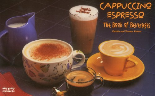 9781558672123: Cappuccino/Espresso: The Book of Beverages (Nitty Gritty Cookbooks)