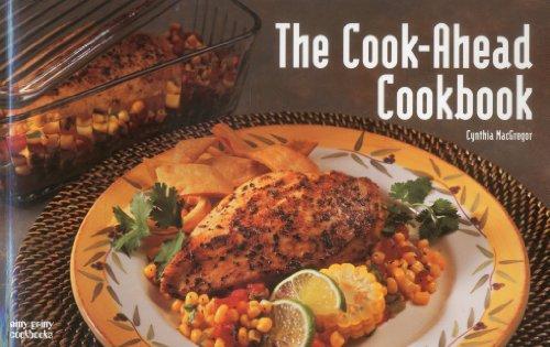 9781558672703: The Cook-Ahead Cookbook (Nitty Gritty Cookbooks)