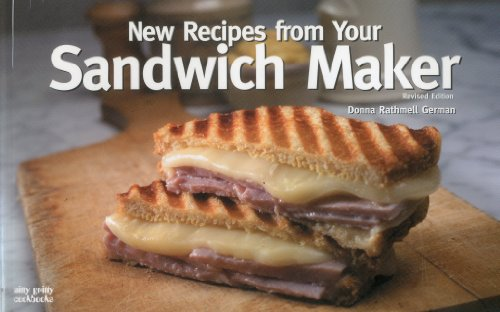 9781558672857: New Recipes From Your Sandwich Maker