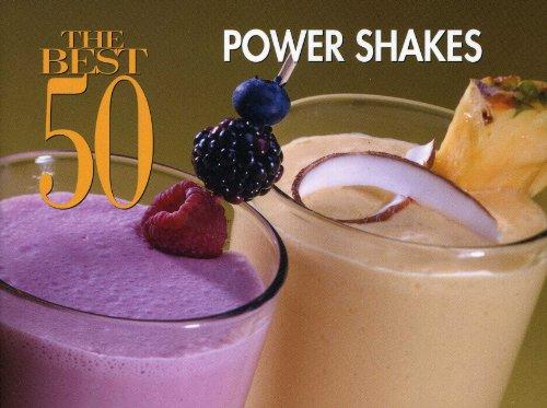 The Best 50 Power Shakes: Joanna White