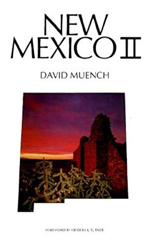 New Mexico II: Muench, David