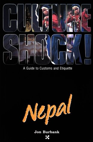 9781558680760: Nepal (Culture Shock! A Survival Guide to Customs & Etiquette)