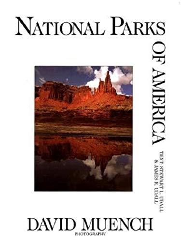 National Parks of America (1558681248) by James R Udall; Stewart L Udall