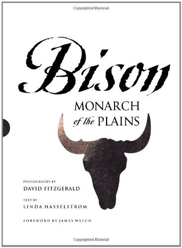 9781558684065: Bison: Monarch of the Plains