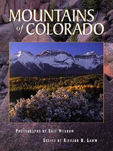 9781558684706: Mountains of Colorado