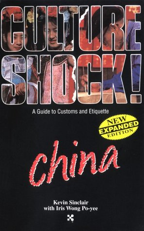 9781558686151: China (Cultureshock China: A Survival Guide to Customs & Etiquette)