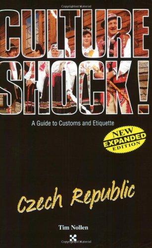 9781558686168: Czech Republic (Culture Shock! A Survival Guide to Customs & Etiquette)