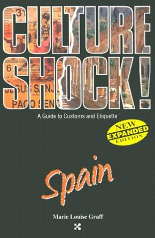 9781558686304: Spain (Culture Shock! A Survival Guide to Customs & Etiquette)