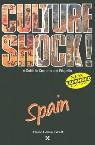 9781558686304: Spain (Culture Shock! A Survival Guide to Customs & Etiquette)