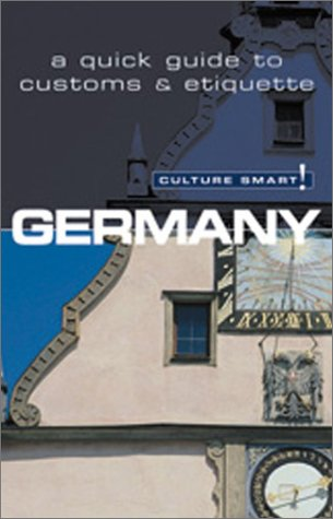 9781558687042: Germany (Culture Smart! The Essential Guide to Customs & Culture)