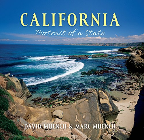 9781558688483: California: Portrait of a State (Portrait of a Place)