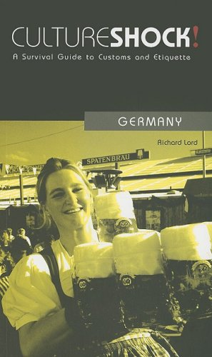9781558689305: Culture Shock! Germany: A Survival Guidet to Customs and Etiquette (Culture Shock! Guides)