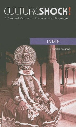 9781558689329: Culture Shock! India: A Survival Guide to Customs and Etiquette (Culture Shock! Guides)
