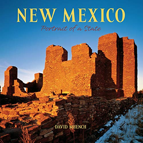 9781558689909: New Mexico: Portrait of a State (Portrait of a Place)