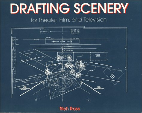 9781558701410: Drafting Scenery for Theater, Film and Television