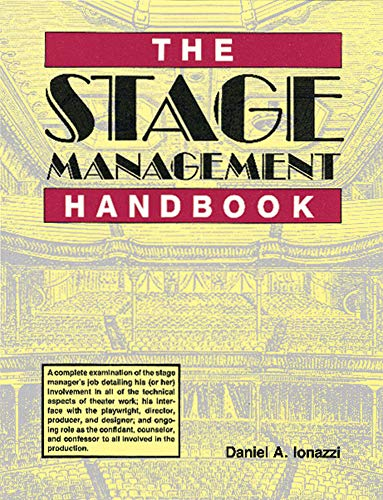 9781558702356: The Stage Management Handbook