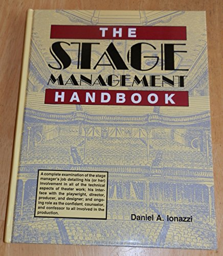 9781558702424: The Stage Management Handbook