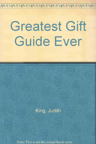 9781558703148: The Greatest Gift Guide Ever