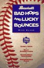 9781558703681: Baseball's Bad Hops and Lucky Bounces