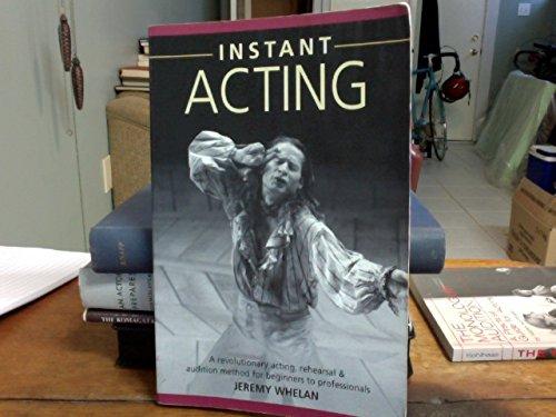 9781558703704: Instant Acting