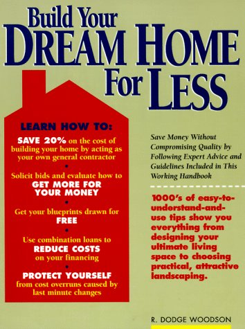 9781558703834: Build Your Dream Home for Less