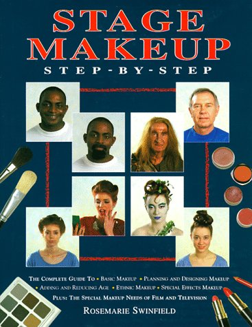 9781558703902: Stage Makeup Step-by-Step
