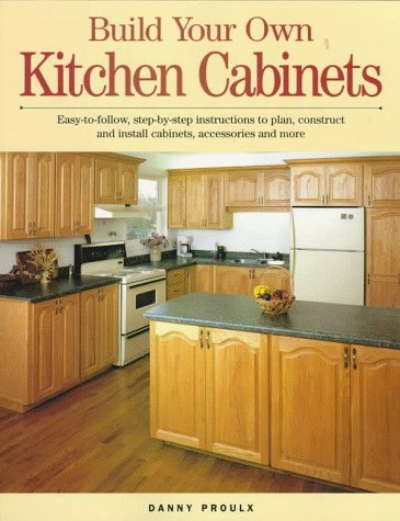 9781558704619: Build Your Own Kitchen Cabinets