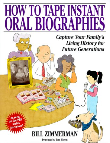 9781558705265: How to Tape Instant Oral Biographies