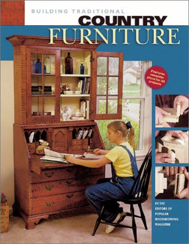 9781558705852: Building Traditional Country Furniture