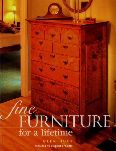9781558705937: Fine Furniture for a Lifetime (Popular Woodworking)