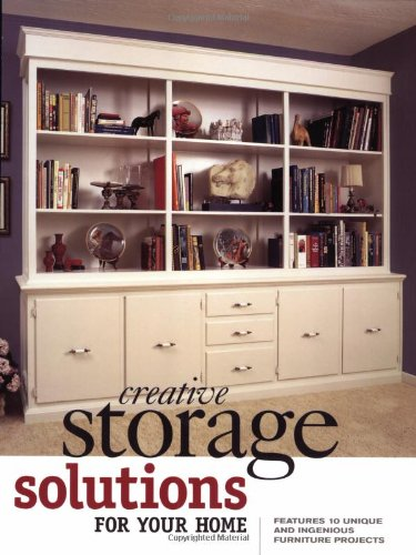 Creative Storage Solutions for Your Home: Williams, Rick