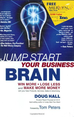 9781558706071: Jump Start Your Business Brain: Win More, Lose Less, and Make More Money